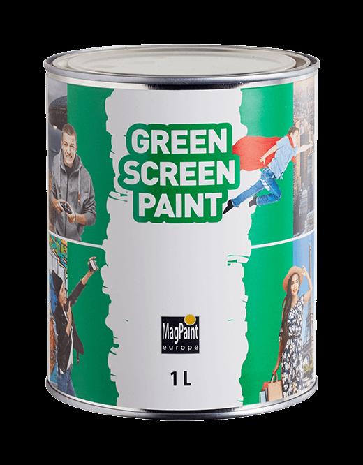 green screen paint